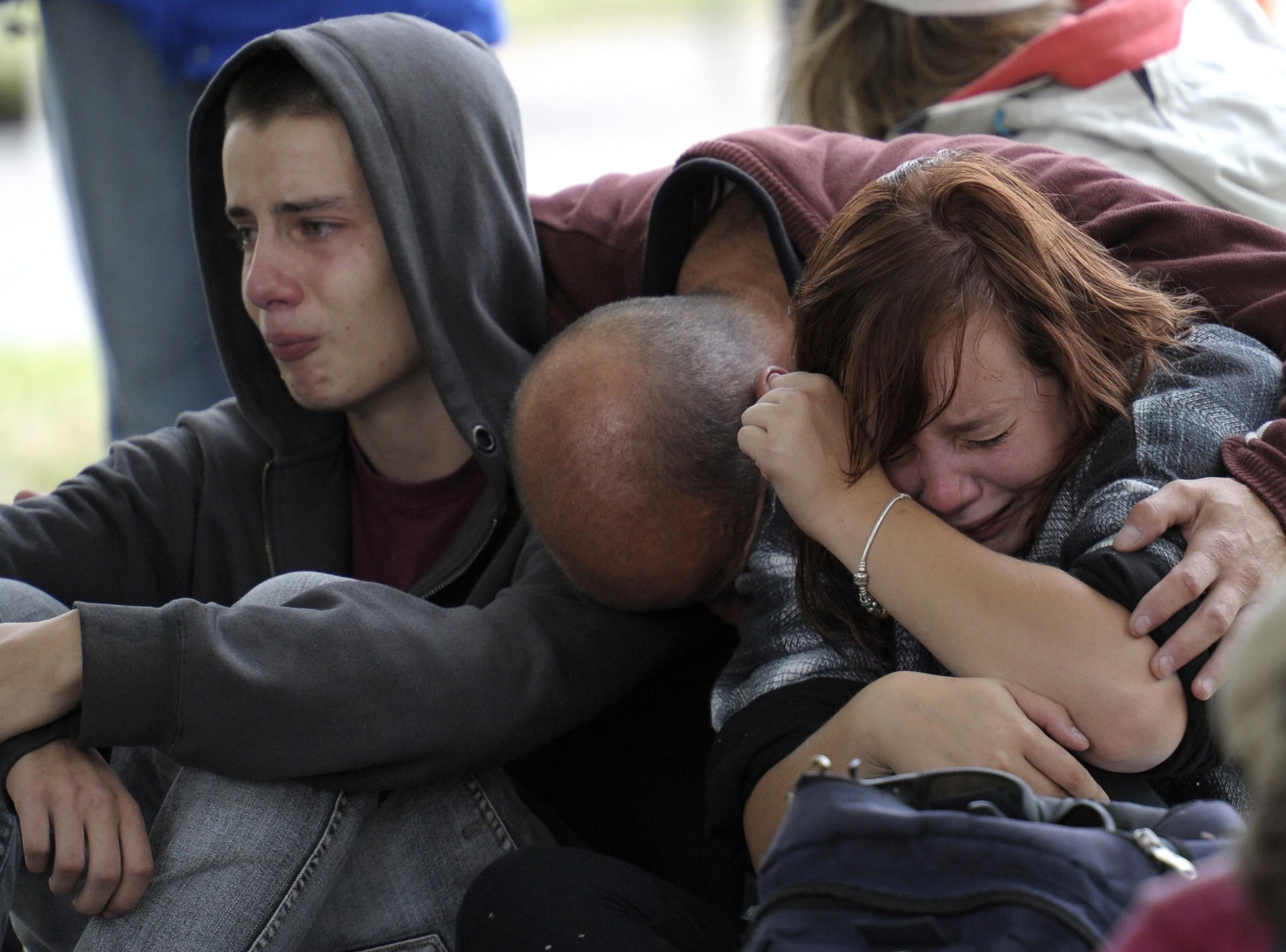 Cifra de muertos por terremoto en Nueva Zelanda aumentó a 75