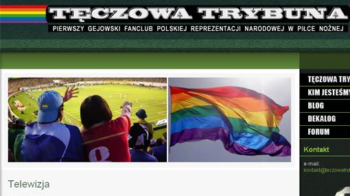 Homosexuales piden que estadios de la Eurocopa tengan una 'zona gay'