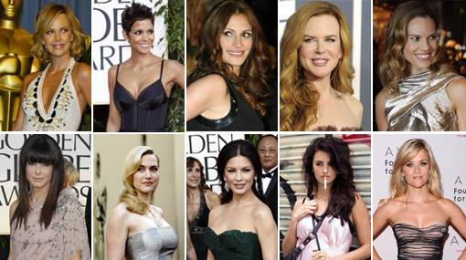 Las 10 bellas de Hollywood que se llevaron un Óscar