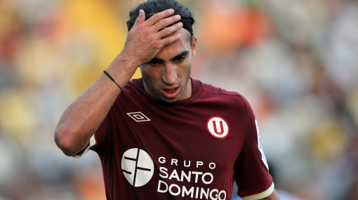 Vitti tiene una lesión y se perdería el choque ante San Martín