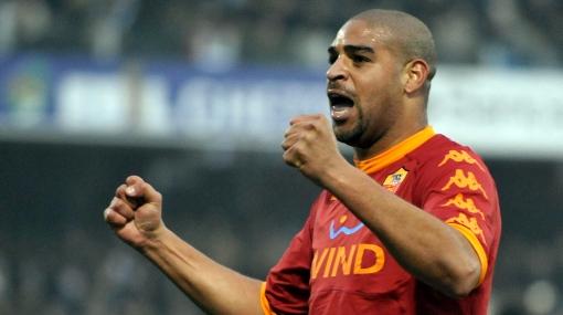 Adriano regresa a Roma al cuarto intento