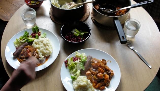 CRÓNICA: la globalización de la gastronomía