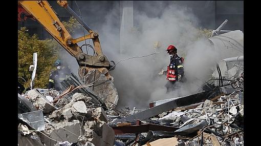 Personas de 20 países estarían desaparecidas tras sismo en Nueva Zelanda