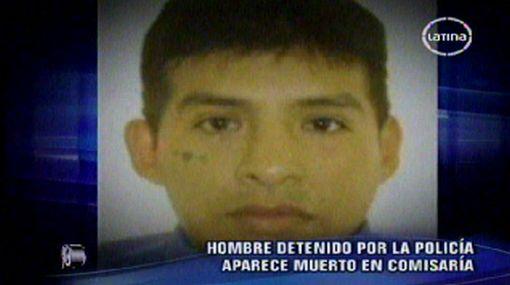Hombre se ahorcó en una comisaría de Villa El Salvador