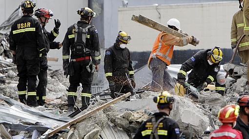 Cifra de muertos por terremoto en Nueva Zelanda subió a 145