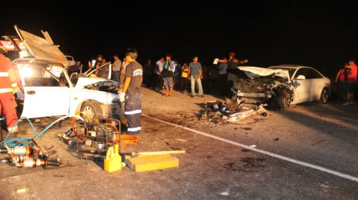 Un accidente de tránsito dejó siete muertos en la carretera Tacna – Ilo