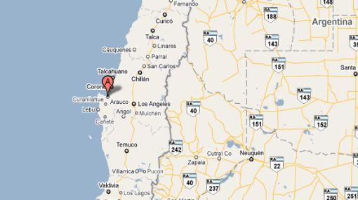 A un año del terremoto, sismo de 5,8 grados alarmó el sur de Chile