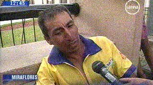 Municipalidad de Miraflores despide a funcionario por agredir a heladero