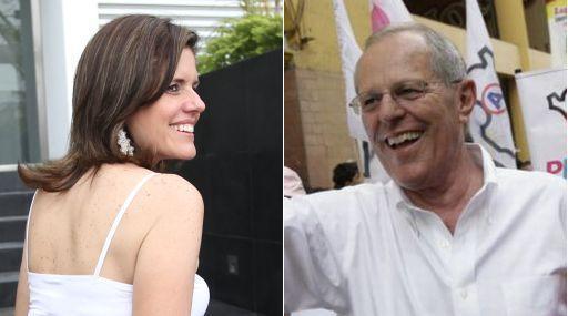 Mercedes Aráoz apoya candidatura presidencial de Pedro Pablo Kuczynski