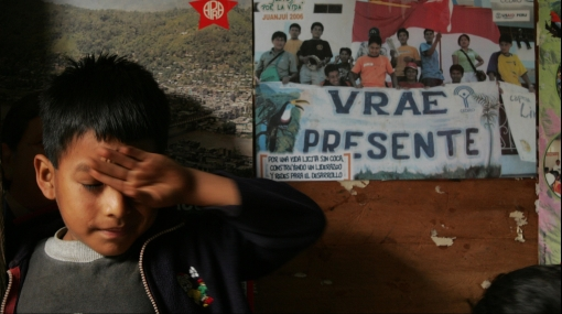 El 45% de los niños en el Perú vive en la pobreza