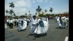 Pasacalle dio inicio a las fiestas por la semana jubilar de Trujillo - Noticias de universidad feredico villarreal