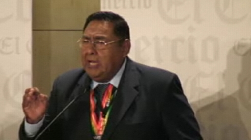 """Humberto Pinazo prometió """"tecnología de punta"""" para luchar contra la delincuencia"""