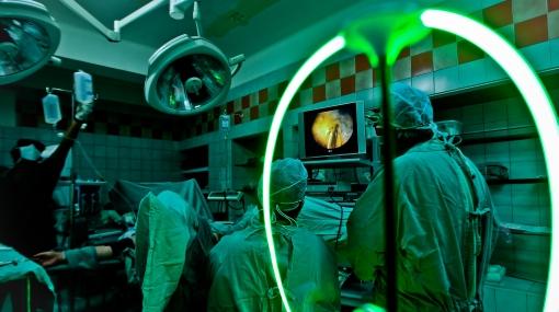 El láser sigue haciéndole frente al cáncer de próstata