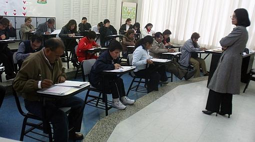 Hoy darán a conocer los resultados de prueba para nombramiento docente