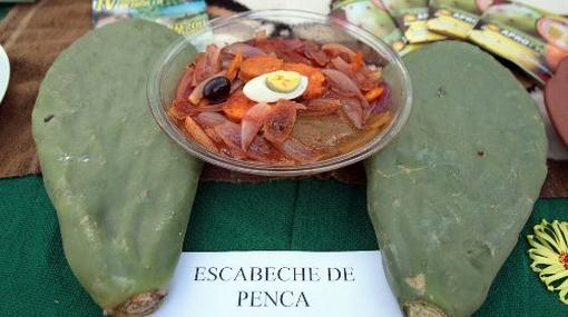 La tuna también se utiliza para preparar cebiche y escabeche