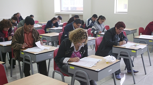 Más de 15 mil maestros pasaron la primera prueba para ser nombrados