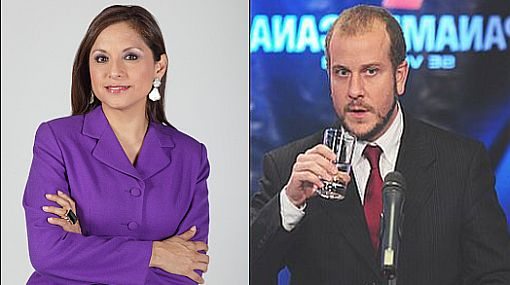 "Augusto Thorndike ya tiene compañera en ""Panorama"""