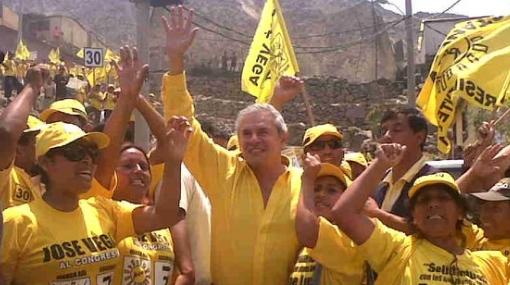 Luis Castañeda Lossio asegura que ya no bajará más en las encuestas