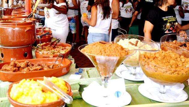 Lo que se toma y come en el Carnaval de Brasil