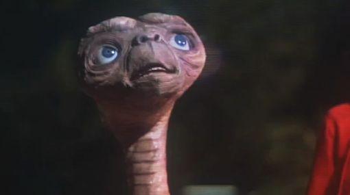 El final de E.T. es el momento más conmovedor y potente del cine