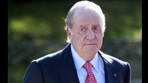 ¿Qué le pasa en los ojos al rey Juan Carlos de España?