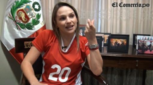 Luciana León explicó por qué faltó hoy a sesión del Congreso