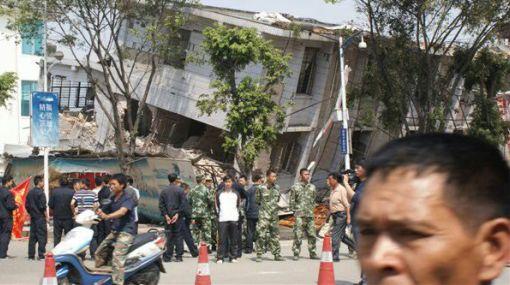 Terremoto en China causa 24 muertos y unos 200 heridos