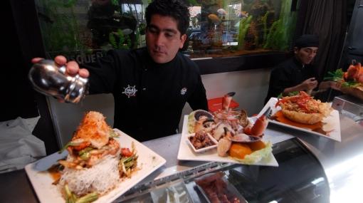 Pesca de verano: los nuevos platos que trae la temporada