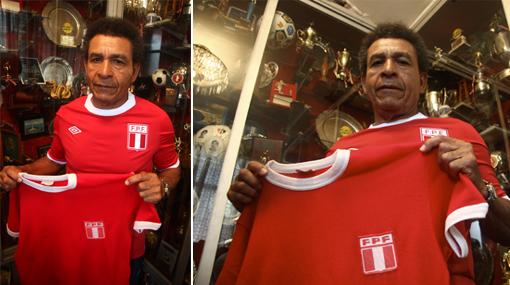 Camiseta alterna de Perú recordará triunfos peruanos en México 70