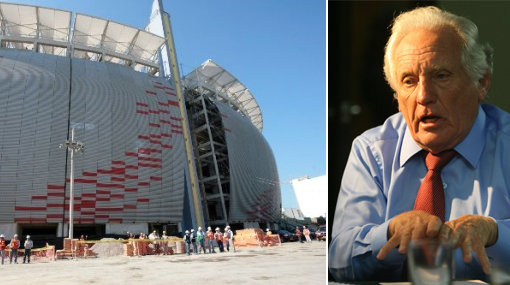 Woodman no fue al Congreso para aclarar presunta sobrevaloración en obras del Estadio Nacional