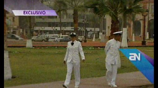 Cadetes de instituto naval son dados de baja por romance