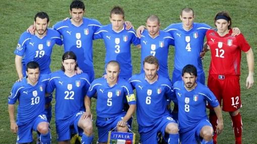 La selección Sub 21 de Italia jugaría en la Serie B