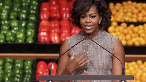 Michelle Obama premiará con cena a 54 niños por sus recetas saludables
