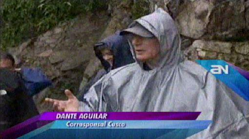 Richard Gere dejó Cusco fascinado con la belleza de Machu Picchu