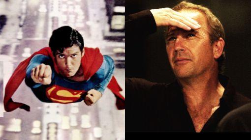 Kevin Costner será el padre de Superman