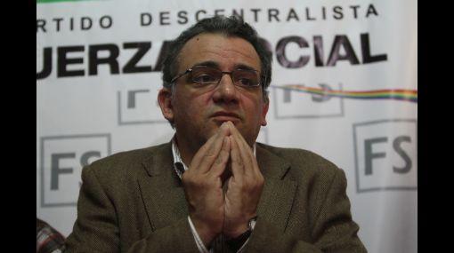 Fuerza Social no apoyará a ningún candidato presidencial en primera vuelta