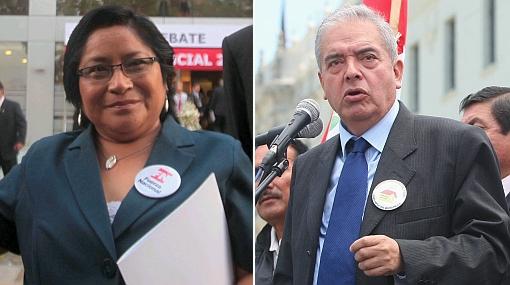 Reymer y Ñique aseguraron que no renunciarán como Rodríguez Cuadros