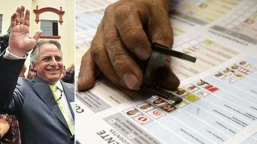 Cédula de votación no cambiará tras renuncia de Rodríguez Cuadros