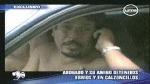 Dos ciudadanos que habían bebido licor fueron detenidos semidesnudos - Noticias de eddy herrera