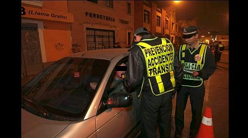 Ebrios y libres: 200 choferes se libraron de sanciones por manejar embriagados en Lima