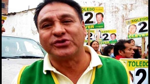 El JEE de Huánuco confirmó que Koko Giles violó neutralidad electoral