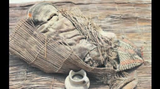 Hallan 37 tumbas preíncas en centro poblado de Tacna
