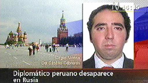 Sepultaron a diplomático fallecido en Rusia