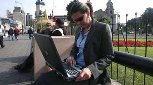 Miraflores repondrá el Wi-Fi en el parque Kennedy