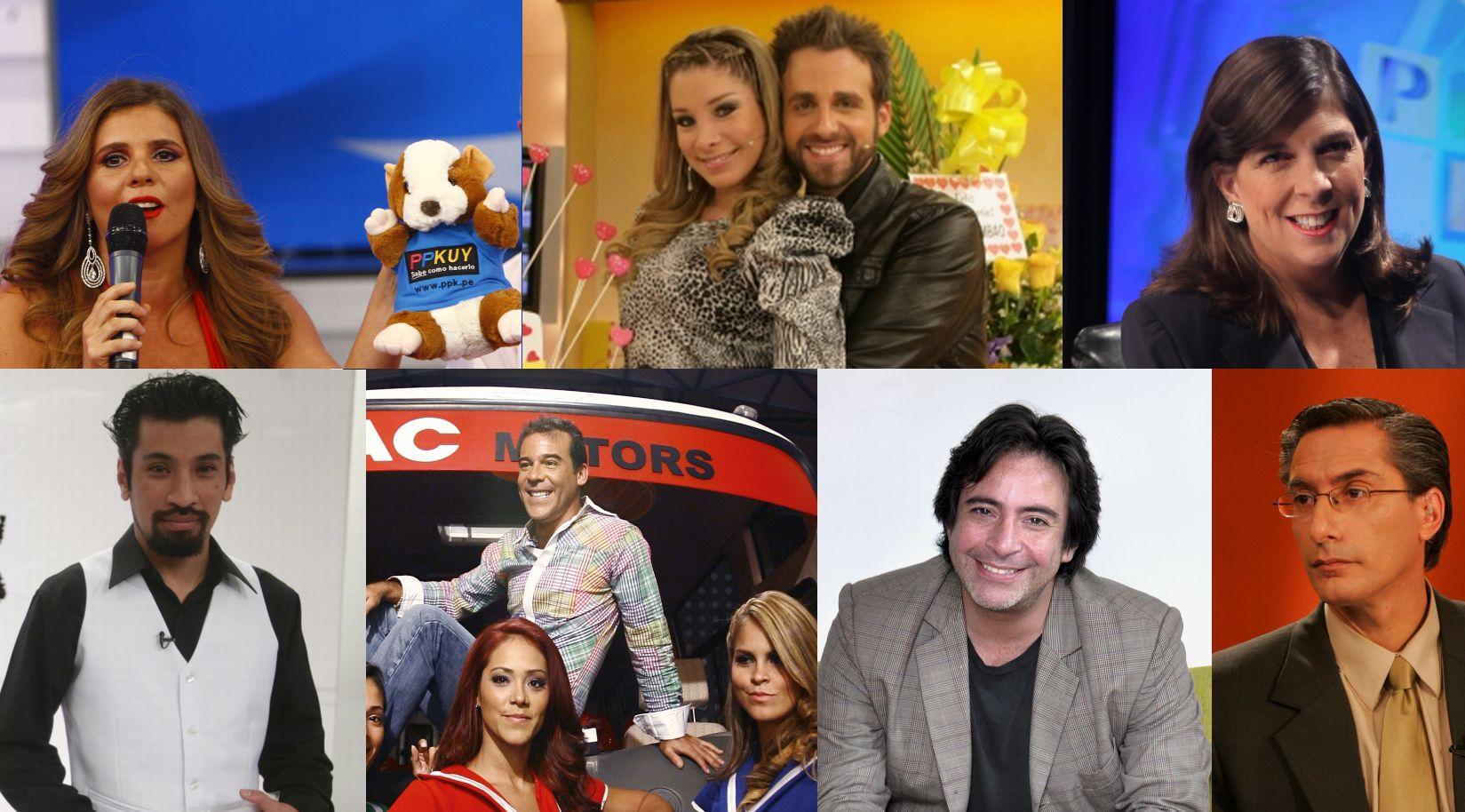 Competencia feroz: las nuevas guerras por el ráting en la TV peruana