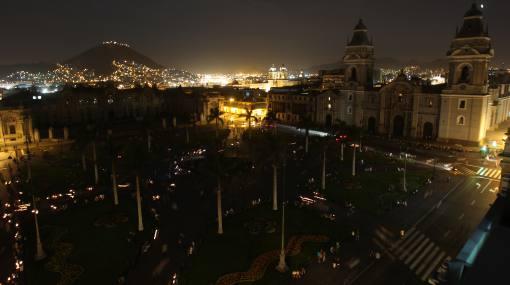 """Lima podría ahorrar 1.200 megavatios durante """"La hora del planeta"""""""