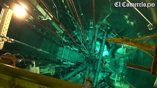Conozca el único reactor nuclear con que cuenta el Perú