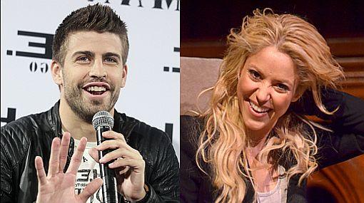 """Piqué confesó que su cantante favorita es Shakira y su canción, """"Waka waka"""""""