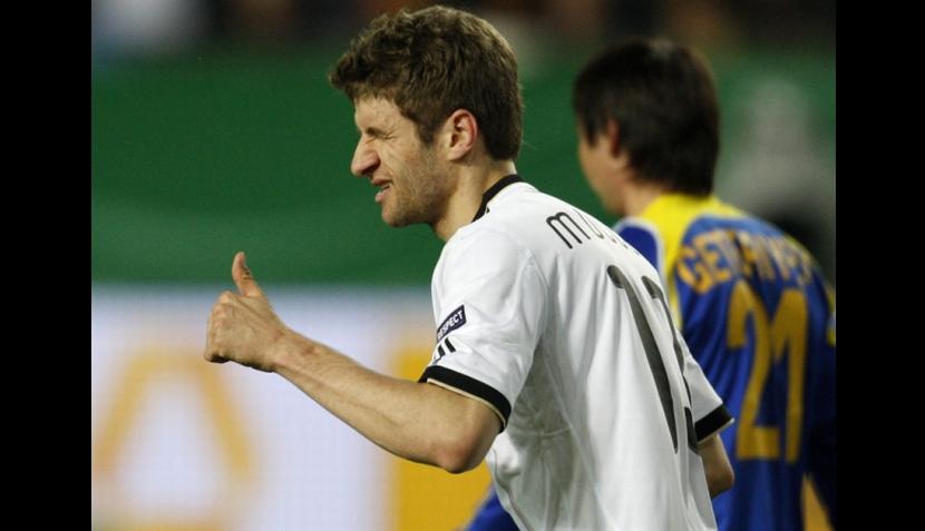 FOTOS: Inglaterra y Alemania continúan a paso firme en su camino a la Eurocopa