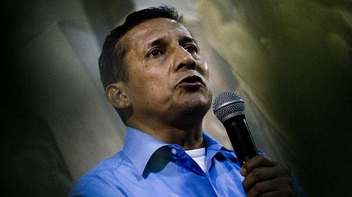 """Ollanta Humala aseguró que encuesta a su favor """"no es para distraerse"""""""